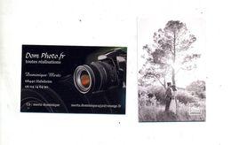 Carte De Visite Photographe - Cartes De Visite