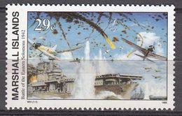 Marshall Islands 1992 WO II Battle Of The Eastern Solomons  1942  Michel 438  MNH 28048 - Marshall