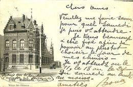 029 084 - CPA - Belgique - Middelkerke - La Poste - Middelkerke