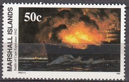 Marshall Islands 1992 WO II Battle Of Cape Esperance  1942  Michel 443  MNH 28049 - Marshall