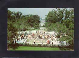 95051    Stati  Uniti,  Grave Of  John F. Kennedy,  The  Nattions Capital From  Arlington  National  Cemetery,  VG  1974 - Arlington