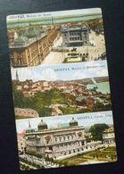 Yugoslavia 1928 Serbia Beograd Postcard Kalemegdan Fortress View Danube New Castle River   C4 - Yougoslavie