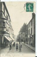 LUXEUIL - La Rue Du Centre - Luxeuil Les Bains