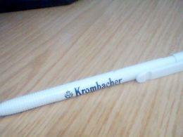 Stylo Publicitaire Krombacher - Pens