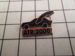 316a Pin's Pins / Rare & Belle Qualité !!! THEME MARQUES / TELEPHONE DE VOITURE ATR 2000 Par ATC - Marques