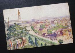 Yugoslavia Serbia Beograd Postcard View From Pristaniste  C8 - Yougoslavie