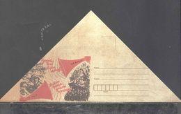 2020. Belarus. Triangle Letter. 75 Years Of Victory In World War II. - 2. Weltkrieg