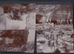 China Lot Original Photos Deutsches Militär Military Um 1900 Dabei Tsingtau (2) - China