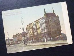 Yugoslavia Serbia Beograd Postcard Hotel Moscow Terazije  C14 - Yougoslavie