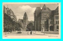 A767 / 143 57 - METZ Avenue De La Gare - Metz
