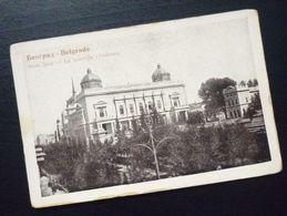 Yugoslavia Serbia Beograd Postcard New Castle Royalty  C17 - Yougoslavie
