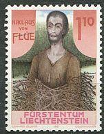 Liechtenstein** N° 861 - St Nicolas De Flüe - Neufs
