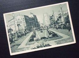 Yugoslavia Serbia Beograd Postcard Terazije Scales  C23 - Yougoslavie