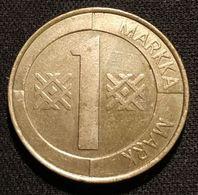 FINLANDE - FINLAND - 1 MARKKA 1994 - KM 76 - Finlandia