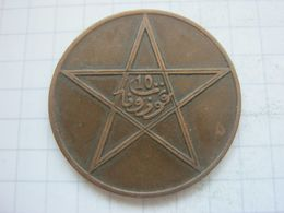 Morocco , 10 Mazunas 1340 (1922) - Marokko