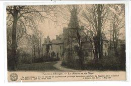 CPA- Carte Postale -Belgique-Fontaine-l'Évêque-Le Château Vu Du Nord 1924 VM18424 - Fontaine-l'Evêque