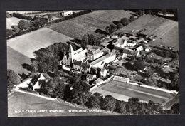 Angleterre - HOLY CROSS ABBEY. STAPEHILL, WIMBORNE , DORSET ( N° 2359 ) Vue Aérienne De L'Abbaye ) - Angleterre