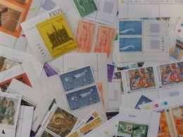France Collection/lot Timbres Neufs ** MNH 1983/1999. Forte Cote, Timbres Commémoratifs. TB. A Saisir! - France