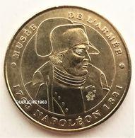 Monnaie De Paris 75.Paris - Musée De L'armée Buste De Napoléon 2011 - Monnaie De Paris