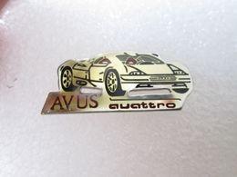 PIN'S   AUDI  AVUS   QUATTRO    33X15mm - Audi