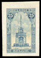 N°164 - 25 Centimes PERRON DE LIEGE NON DENTELE Et Grandes Marges. - 15827 - België