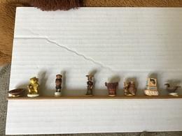 Série 8/10 Fèves Mâtes  LE ROYAUME DES INCAS Art & Culture Amérindienne 2003 - Pays