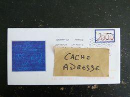 FRANCE PAP PRET A POSTER AN 2000 VOEUX DES POSTIERS - FLAMME TOSHIBA 12599A-02 LEMPDES CLERMONT FERRAND CTC PUY DE DOME - Prêts-à-poster:  Autres (1995-...)