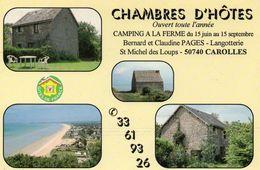 Carolles Saint-Michel Des Loups Chambres D'Hôtes Camping à La Ferme - France