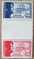 YT N°566a - Pour La Légion Tricolore - 1942 - Neuf - Nuovi