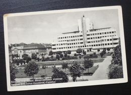 Yugoslavia Serbia Beograd Postcard Zemun Aviation Command  C32 - Yougoslavie