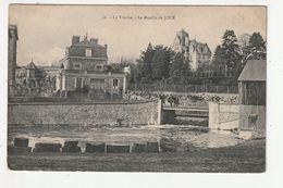 RENNES - LA VILAINE - LE MOULI DE JOUE - TOMBOLA UNION DES PECHEURS A LA LIGNE DE RENNES AU VERSO - 35 - Rennes
