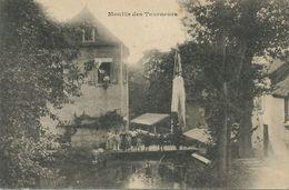 Moulin Des Tourneurs . Water Mill - Molinos De Viento