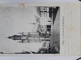 Carte Postale De Belgique,HAL L'église Notre-Dame, « 64 » - Belgique