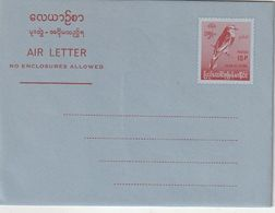 Burma / Aerogramm ** (BW78) - Myanmar (Birmanie 1948-...)