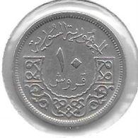 *syria 10 Piastres 1956  Km 83  Vf - Syrie