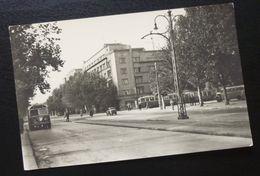 Yugoslavia Serbia Beograd Postcard Red Army Boulevard  C48 - Yougoslavie