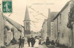 18 ASNIERES - RUE DE L'EGLISE - Other Municipalities