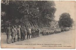 56 PLOERMEL  Revue Du 14 Juillet 1916 Du 102e Régiment D'Artillerie Lourde - Ploërmel