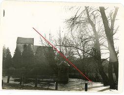 Chuffilly-Roche - Eglise- Sainte-Vaubourg.Attigny Adrennen   -guerre 14/18-WWI  Photo Allemande - Autres Communes