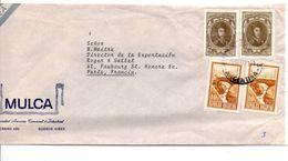ARGENTINE LETTRE POUR LA FRANCE 1972 - Argentina