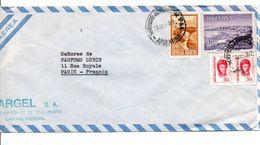ARGENTINE LETTRE POUR LA FRANCE 1973 - Argentina
