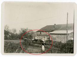 Coulommes Et Marqueny (regio) Attigny Vouziers Ardennen Frankreich   -guerre 14/18-WWI  Photo Allemande - France