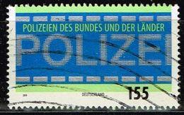 Bund 2019, Michel# 3480 O Polizei Des Bundes Und Der Länder - [7] Federal Republic