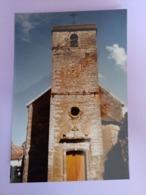 Eglise De Chaux Les Port Photo Aout 1983 Haute Saône Franche Comté - France