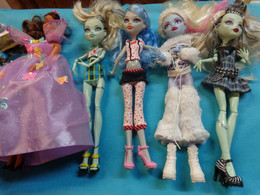 Barbie Ref 3657 Mattel- Barbie Habilee Par Mes Soins - Muñecas