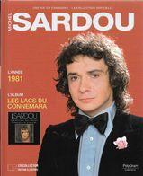 """LIVRE + CD  Michel Sardou """"  Les Lacs Du Connemara  """" - Music & Instruments"""