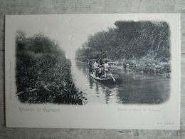 GUAYAQUIL       CANAL ARTIFICIEL DE TENGUEL - Ecuador