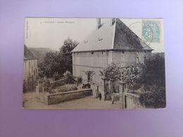 Baulay Maison Malapert Cachet Boite Rurale Haute Saône Franche Comté - Autres Communes