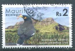Maurice 2006 - YT 1060 (o) - Ecologie - Mauritius (1968-...)