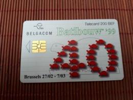 Phocard Batibouw HK 31.12.2000 Used - Belgique